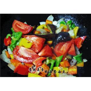 番茄羊排粥