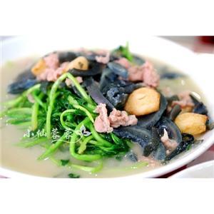 西洋菜蜜枣生鱼汤