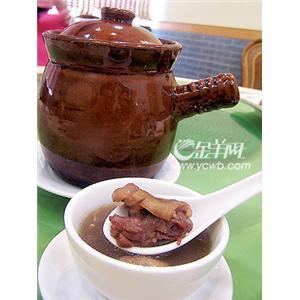 冬虫夏草羊肉汤