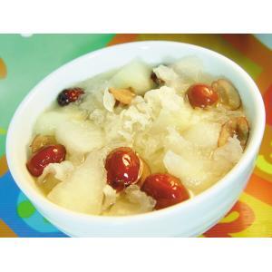 罗汉果莲藕西洋菜汤