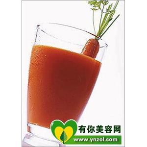 胡萝卜香蕉汁