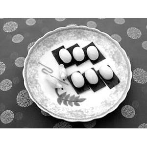 一品鸽蛋燕菜