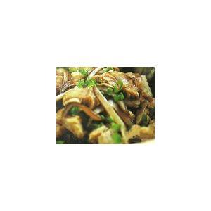 沙锅香菇牛尾