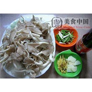 素炒凤尾菇