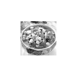 淡菜黄瓜汤
