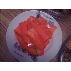 雪碧胡萝卜