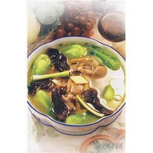 生姜附片羊肉汤