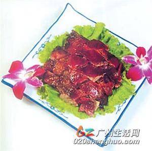 清蒸羊肉(三)