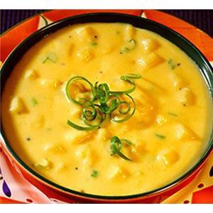 番茄奶油汤