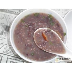 赤小豆煮花生仁