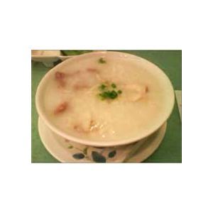 虾皮菠菜粥