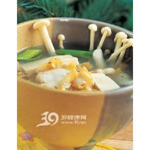 田螺蚌肉汤