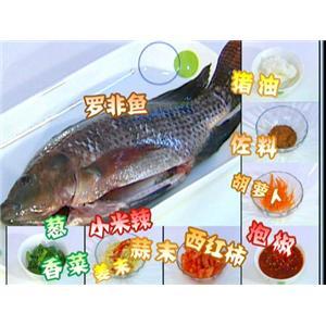 泡椒蒸水鱼