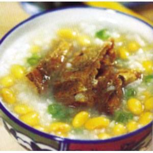 鸡丝莼菜粥