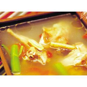 鹅血养阴汤