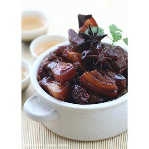 尖笋腐皮汤