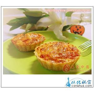 洋葱虾仁派