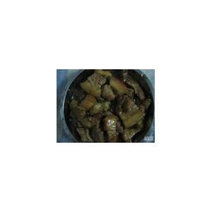 金针菇氽鱼片汤