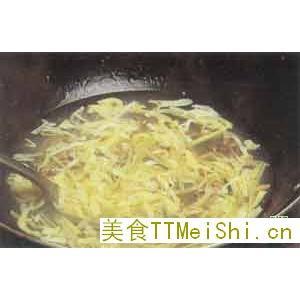 三鲜烩鳝羹