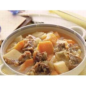 香荔牛肉煲