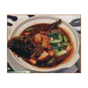 杭州鱼头豆腐