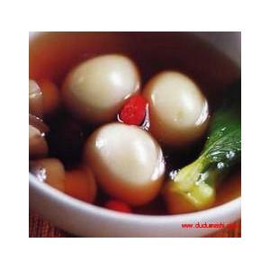 明月鸽蛋汤
