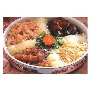 黄豆芽排骨豆腐汤
