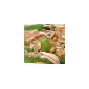 紫菜墨鱼苦瓜汤
