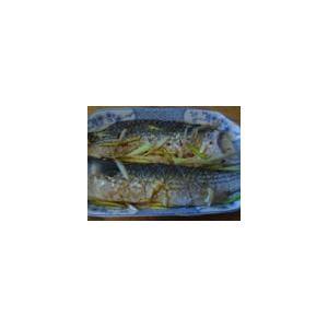 干烧海梭鱼段