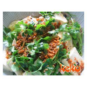 豆腐白菜丁