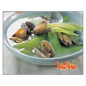 苦瓜文蛤汤