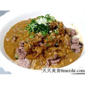 焖羊肉(一)