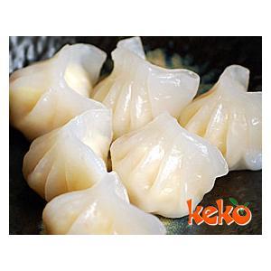 虾仁玉米饺