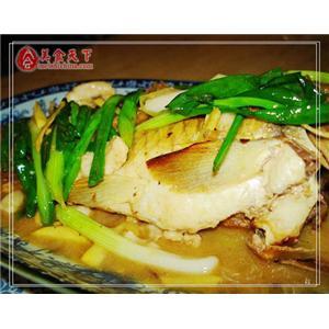 姜葱熏鲤鱼