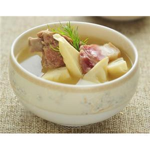 藕煨排骨汤