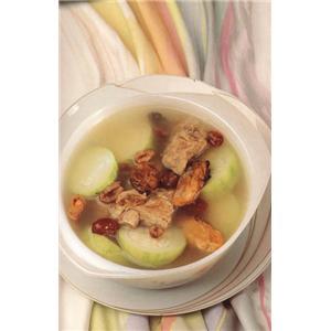 节瓜蚝豉猪肉汤