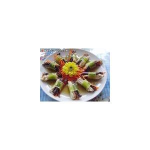 三丝莴笋卷