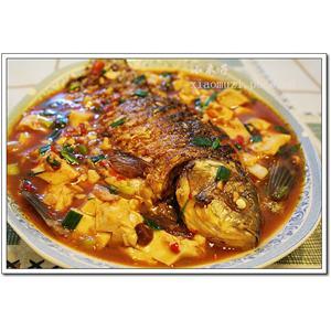 豆腐鱼茸羹