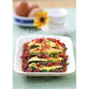 菠菜花生米