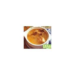 丝瓜榨菜粉丝肉片汤