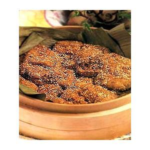 瓜盅粉蒸鸡