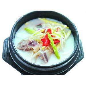 猪瘦肉白萝卜汤