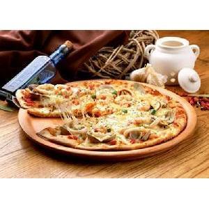 海陆豪华披萨
