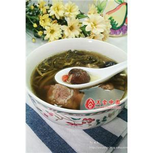 西洋菜及第汤