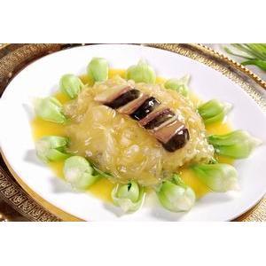 泡菜烧海参