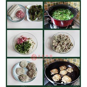 香椿炒豆腐