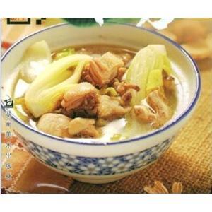 桑枝鸡内金瘦肉汤