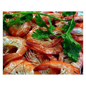 金沙基围虾