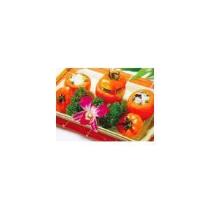 酿蒸西红柿