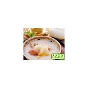 菜心鸽蛋蘑菇汤